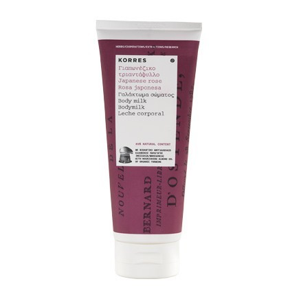 b milk japanese rose